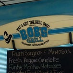 Photo taken at Bob's Grill by Ted D. on 6/16/2012