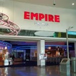 Photo taken at Empire Cinema by Kenneth C. on 7/19/2011
