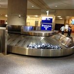 Photo taken at Baggage Claim by Gary T. on 4/6/2012