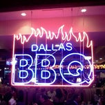 Photo taken at Dallas BBQ by Andrew D. on 4/8/2012