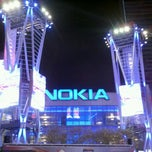 Photo taken at Nokia Theatre by Maricel on 3/10/2012