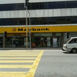 Photo taken at Maybank (Seremban Main Branch) by CC L. on 4/19/2011