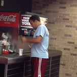 Photo taken at Burger King by Tyler C. on 8/25/2012
