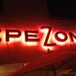 Photo taken at Crepe Zone by Angel C. on 1/18/2012