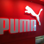 Photo taken at The PUMA Store by Chris L. on 11/7/2011