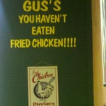 Photo taken at Gus' World Famous Fried Chicken by Janice B. on 5/1/2011