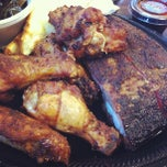Photo taken at Monroe's Smokehouse BBQ by Nancy W. on 10/21/2011