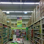 Photo taken at Giant Hypermarket by Kamarul I. on 1/7/2012