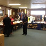 Photo taken at American Legion Wheatfield Post 1451 by Bob S. on 8/19/2012