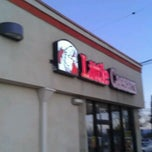 Photo taken at Little Caesars Pizza by Chad F. on 2/4/2012