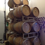 Photo taken at Goosecross Cellars by Sean G. on 7/22/2012