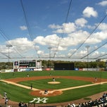 Photo taken at George M. Steinbrenner Field by Chad W. on 3/2/2012