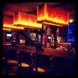 Photo taken at Hard Rock Café   هارد روك كافيه by Tariq S. on 4/8/2012