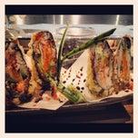 Photo taken at O-Sushi by Gigi G. on 7/29/2012