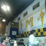 Photo taken at Maize N Blue Deli by Federico M. on 8/11/2012