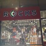 Photo taken at Rocks by H.C K. on 3/18/2012