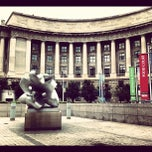 Photo taken at Ronald Reagan Building & International Trade Center by Luca F. on 9/1/2012