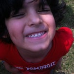 Photo taken at Weslaco City Airport Park - HEB Tennis Courts by Myriam G. on 3/24/2012