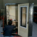 Photo taken at Electrical Workshop, PT. JAPFA COMFEED INDONESIA Unit Gedangan Sidoarjo by Turino D. on 4/1/2012