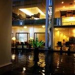 Photo taken at The City Hotel Sriracha, Chonburi by Jay B. on 6/22/2012