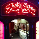 Photo taken at Erotic Museum by Oddio T. on 7/7/2012