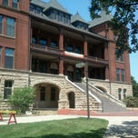 Photo taken at Catt Hall by Adam H. on 6/27/2012
