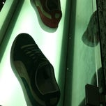 Photo taken at The PUMA Store by Carrie on 1/2/2012