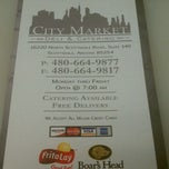 Photo taken at City Market Deli by Brett L. on 4/29/2011