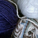 Photo taken at Knit-a-way of Brooklyn by Michelle H. on 10/26/2011