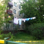 Photo taken at Детская площадка by Вова Б. on 5/17/2012