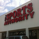 Photo taken at Sports Authority by Joe D. on 7/20/2011