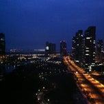 Photo taken at Sheraton Incheon Hotel by SuYeon K. on 7/30/2011