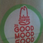Photo taken at Arby's by Jessica H. on 8/2/2011