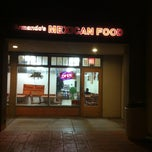Photo taken at armandos mexican food by Grant W. on 10/25/2011