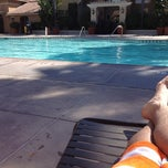 Photo taken at Tustin Ranch Swimming Pool by Noah F. on 8/17/2012