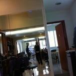 Photo taken at K&L salon by Jessica F. on 4/18/2012