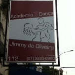 Photo taken at Academia de Dança Jimmy de Oliveira by Freedy C. on 12/22/2011