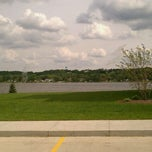 Photo taken at Fred Schwengel Memorial Bridge by Mark S. on 5/23/2011