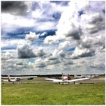 "Photo taken at Peterborough Airport by Eric ""TipSquirrel"" R. on 6/10/2012"