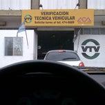 Photo taken at Verificación Técnica Vehicular (VTV) by Matias A. on 7/11/2012