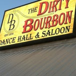 Photo taken at The Dirty Bourbon Dance Hall & Saloon by Mikael L. on 4/13/2012