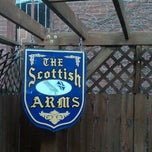 Photo taken at Scottish Arms by Robin R. on 3/13/2012