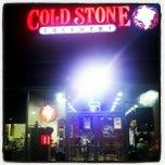 Photo taken at Cold Stone Creamery by #⃣GRAEGINATOR (Matthew Graegin) . on 8/5/2012
