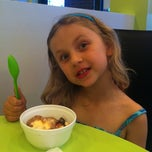 Photo taken at Yogi Frozen Yogurt by Bart C. on 5/26/2011