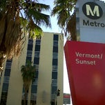 Photo taken at Vermont And Sunset 204/754 by Feli R. on 1/26/2012