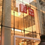 Photo taken at Uniqlo 5th Ave by CL O. on 10/31/2011
