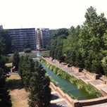 Photo taken at Meridian Hill Park by Cody B. on 7/31/2011