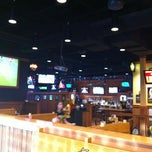 Photo taken at Buffalo Wild Wings by Krissy C. on 3/20/2012