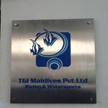 Photo taken at TGI Maldives Pvt. Ltd by rEDdEVILS™ a. on 5/17/2012