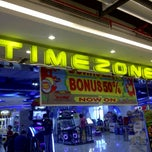 Photo taken at Timezone by Edy J. on 6/1/2012
